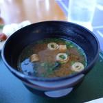 ザ・カフェ - ☆お味噌汁!(^^)!☆