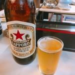 やまちゃん - 赤星 大瓶  600円