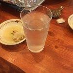 ごぼうのてっぺん - 日本酒のコスパ最高だなー 綺麗なお姉さんいっぱい居たからお値段倍でも枡付だと最高である←なぞ