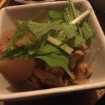 八雲食堂 - 大根と鶏のほっこり煮