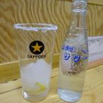 75804485 - レモンサワー380円