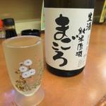 お食事処 夢とも - まごころ 純米原酒生酒