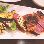 Restaurant Bar Garden -