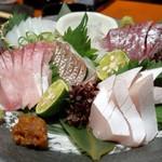 炭火焼 みや澤 - 土佐盛り