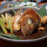 炭火焼 みや澤 - 何かのあら炊き