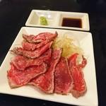 DoDoDo - 牛肉たたき