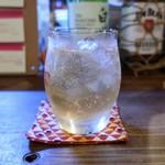 灯 - レモンの薬膳酒