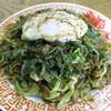 あいざわ - 料理写真:ミックス焼きそば(大) 680円