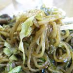 あいざわ - 創業以来、富士宮の麺を愛用