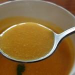 Ristorante Martello - スープ。リフト(^-^)/