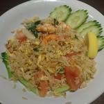 THAIFOOD DINING&BAR マイペンライ - タイ風エビチャーハン 1,058円