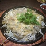THAIFOOD DINING&BAR マイペンライ - オースワン タイ式牡蠣炒め 1,382円