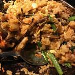 SPICY BBQ - 石焼きビビンバ