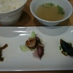 啓徳 - ランチ 前菜