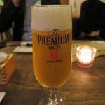 関西酒場らくだばオアシス - サントリー プレミアムモルツ