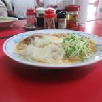 75810911 - 冷麺ワンタン