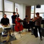 阿波踊り&ミュージック Cafe&Barコティ - Jazzの演奏が聴けます