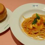 スペイン料理銀座エスペロ - 何らかのスパゲッティ