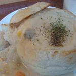 75812660 - 丸パンがスープボール