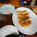 らーめんミート - 2017年11月 カレーラーメン丼+Bセット 990+290円