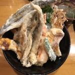 宝 - 海鮮天丼 1,200円