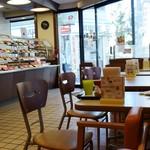 ミスタードーナツ - 店内の雰囲気
