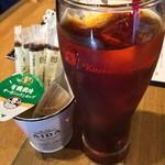 キッチン ロッキーズ - Cセット:アイスコーヒー