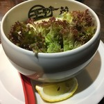 麺屋 時茂 - 料理写真:鶏白湯塩