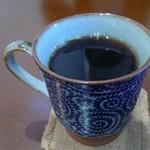 カフェ ファイミール - コーヒーでモーニング 500円税込