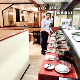激安!食べ放題メニューあり!!南インド料理も楽しめます。