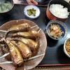 レストハウス雄冬 - 料理写真:はたはた煮付定食 1200円