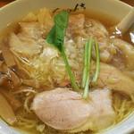 75823857 - 塩ワンタン麺1000円