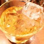 魚沼の恵をあなたへ 八海山バル - 八海山原酒の梅酒 最高