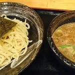 麺処 虎ノ王 - 濃厚とんこつ魚介つけ麺(並)♪