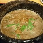 麺処 虎ノ王 - 濃厚とんこつ魚介つけ麺♪