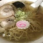 福 - 料理写真:雲呑麺