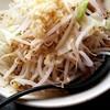 ryoujirou - 料理写真:白りょう二郎ラーメン(背脂豚骨醤油) 860円