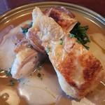イタリア倶楽部 - ほうげん鶏のロースト