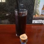 イタリア倶楽部 - アイスコーヒー
