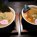 7583646 - つけ汁(塩つけ麺・つけ麺)
