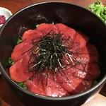 にっぽんのひとさら - 極上本マグロ漬け丼