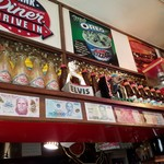 CAFE&BAR AMERICANO - アメリカンな雰囲気のバー