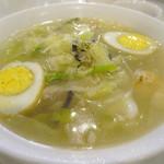 紅蘭亭 - 「円卓料理」の太平燕