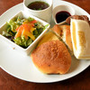 Cafeレストラン アンプレシオン - 料理写真: