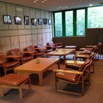 レストラン楓 - 百年草の休憩所
