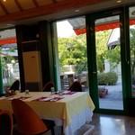 レストラン楓 - レストラン楓の店内の様子