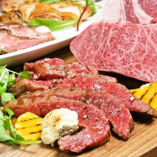 星付きレストランで修行を経たシェフが作る肉料理!