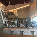 THE CUPS HARBOR CAFE -