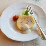 レストラン楓 - 「小さなオードブル」