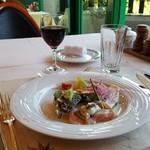 レストラン楓 - 百年草のステキなレストラン